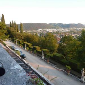 Villa Trissino Marzotto zahrada