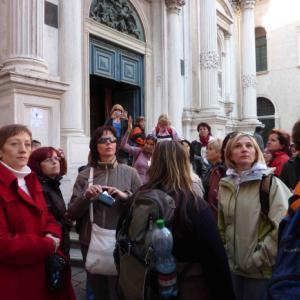 Na výletě v Benátkách