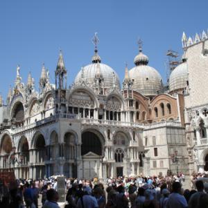 Prohlídka Benátek.