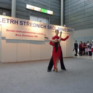 Ukázky společenských tanců